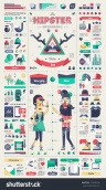 stock-vector-hipster-infographic-elements-vector-template-219935704